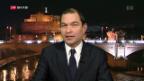 Video «FOKUS: Liveschaltung zu Philipp Zahn» abspielen