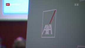 Video «Axa überträgt Risiko an Kunden» abspielen