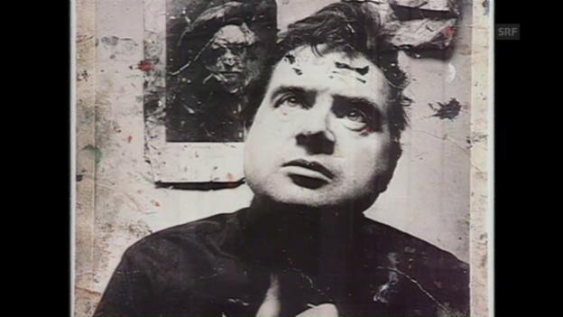 Video «Bacon-Ausstellung in Lugano (Tagesschau, 4.3.1993)» abspielen