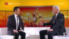 Video «Fussball: Gespräch mit Vladimir Petkovic, Teil 3» abspielen