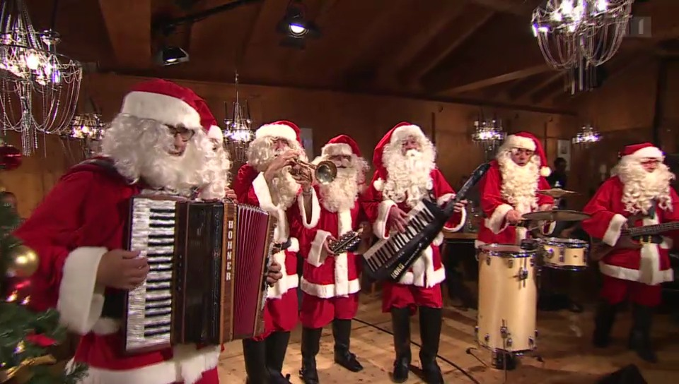 The Band of Santa Claus