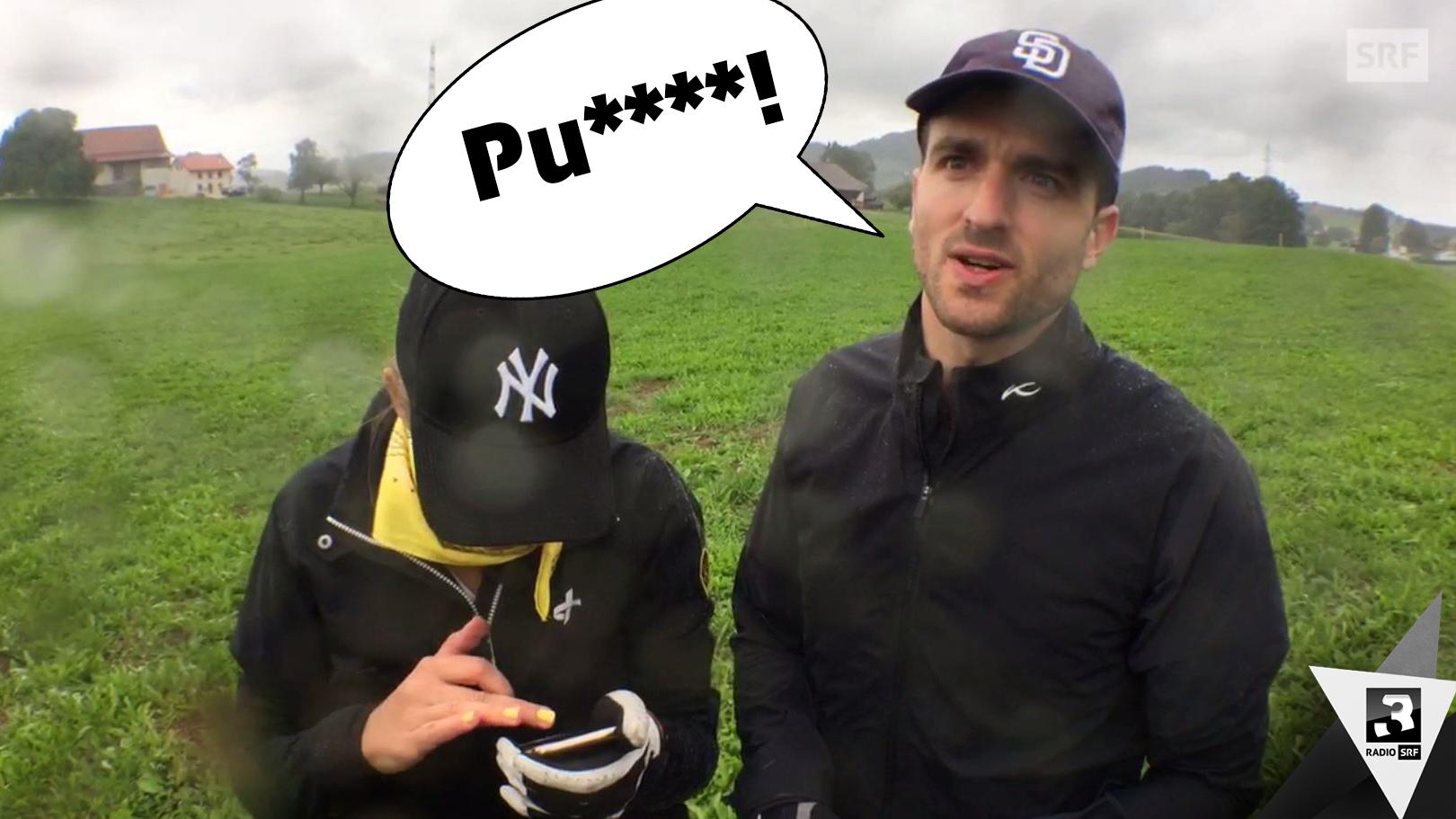 «Ready, Steady, Golf!»: Fluchen mit Anic & Julian