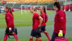 Video «Frauen-Nati will weiteren Sieg» abspielen