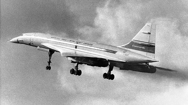 «Supersonic Concorde. Mit Überschall in die Zukunft» (Radio DRS 18.06.1978)