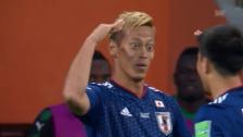 Link öffnet eine Lightbox. Video Kein Sieger bei Japan - Senegal abspielen