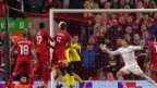 Video «Liverpool eliminiert Dortmund spektakulär» abspielen