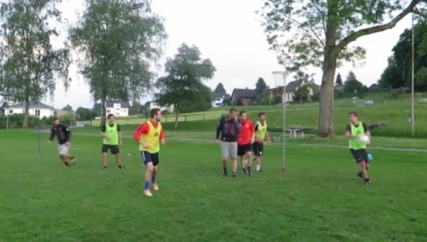 Video «Einblick ins Training» abspielen