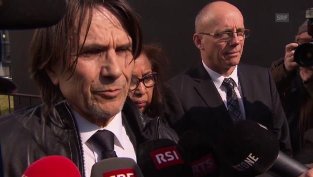 Video «Jacques Barillon, Anwalt der Familie, ist zufrieden (franz.)» abspielen