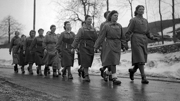 Marly Rothenfluhs Erinnerungen an den Zweiten Weltkrieg
