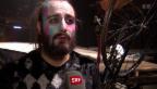 Video «Schöner Akrobat: Florian Zumkehr im Spektakel «Cyclope»» abspielen