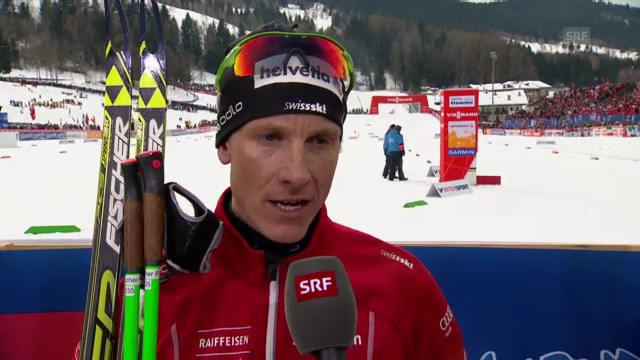 Ski nordisch: Interview mit Remo Fischer