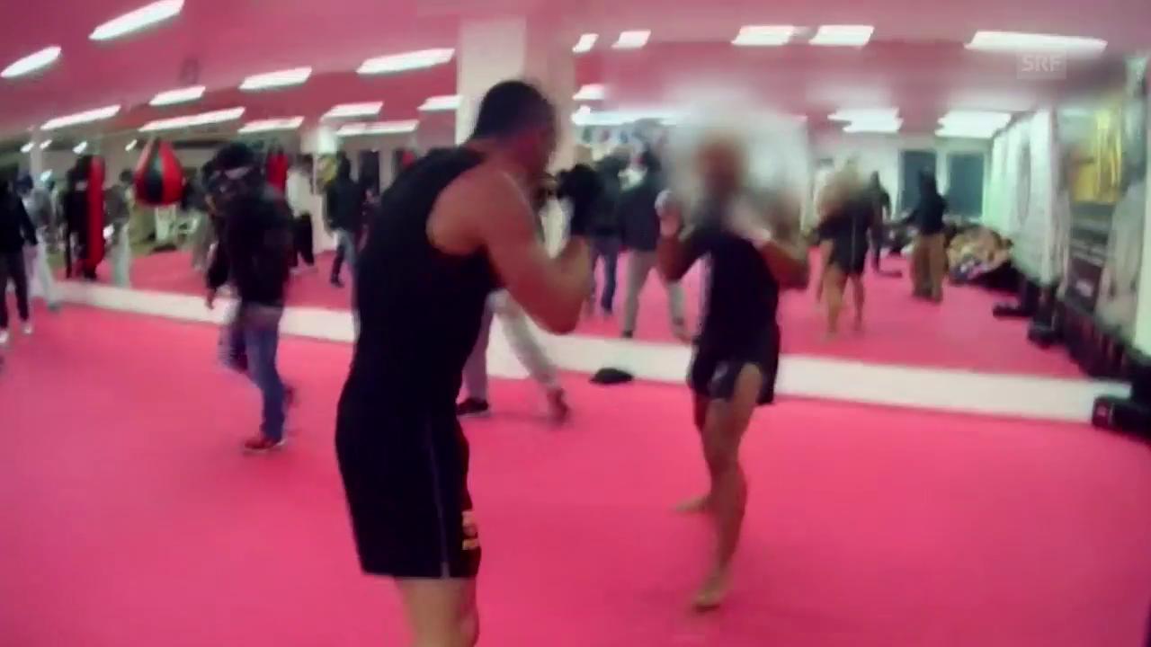 Prozess zum Überfall auf Kampfsportschule