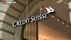 Video «Credit Suisse gründet neue Schweizer Tochter» abspielen