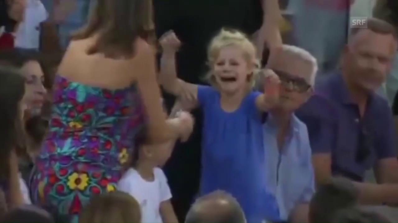 Nadal verhilft zum Familienglück