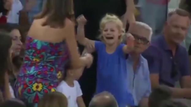 Video «Nadal verhilft zum Familienglück» abspielen