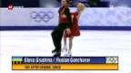 Video «Curling und Eistanzen – Keine Liebe auf den ersten Blick» abspielen