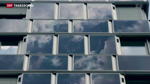 Video «Trotz Spitzensommer kein Boom bei Solaranlagen» abspielen