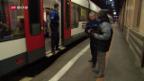 Video «Harter Job der Schweizer Grenzwache» abspielen