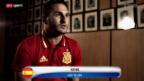 Video «Titelverteidiger Spanien peilt 3. EM-Titel in Folge an» abspielen