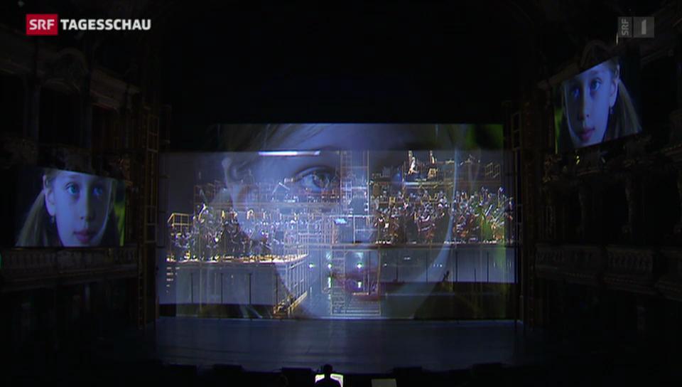 Opernregisseur Calixto Bietio am Zürcher Opernhaus