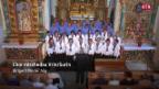 Laschar ir video «Chor mischedau Vrin / Surin»