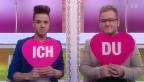 Video ««Ich oder Du»: Luca Hänni und Cyril Schmid» abspielen
