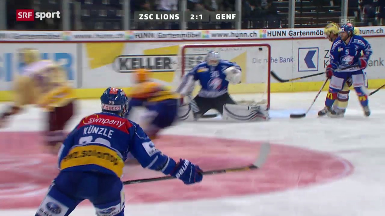 ZSC Lions - Genf