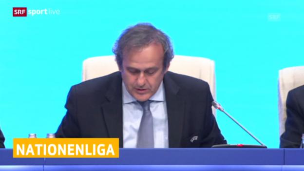 Video «Fussball: «Nationenliga» ab 2018» abspielen