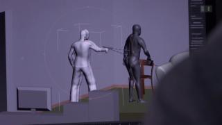 Video «Dürre Kalifornien, Laserscanner für Bäume, Forensik-Serie Teil 3» abspielen