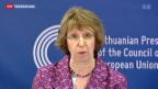 Video «Assad nun auch aus Sicht Deutschlands verantwortlich» abspielen