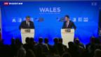Video «Nato schafft schnelle Eingreiftruppe» abspielen