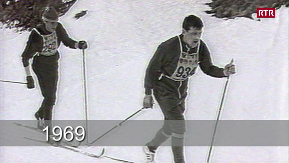 La seria: Il Maraton da skis engiadinais - part 1