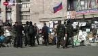 Video «Ukraine kündigt Anti-Terror-Einsatz im Osten an» abspielen