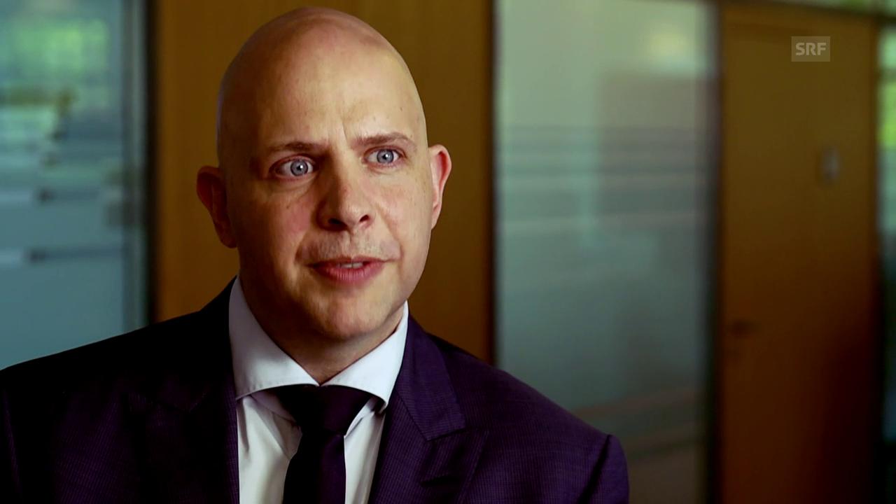 Roger Bolt, Leiter Missbrauchsbekämpfung Suva