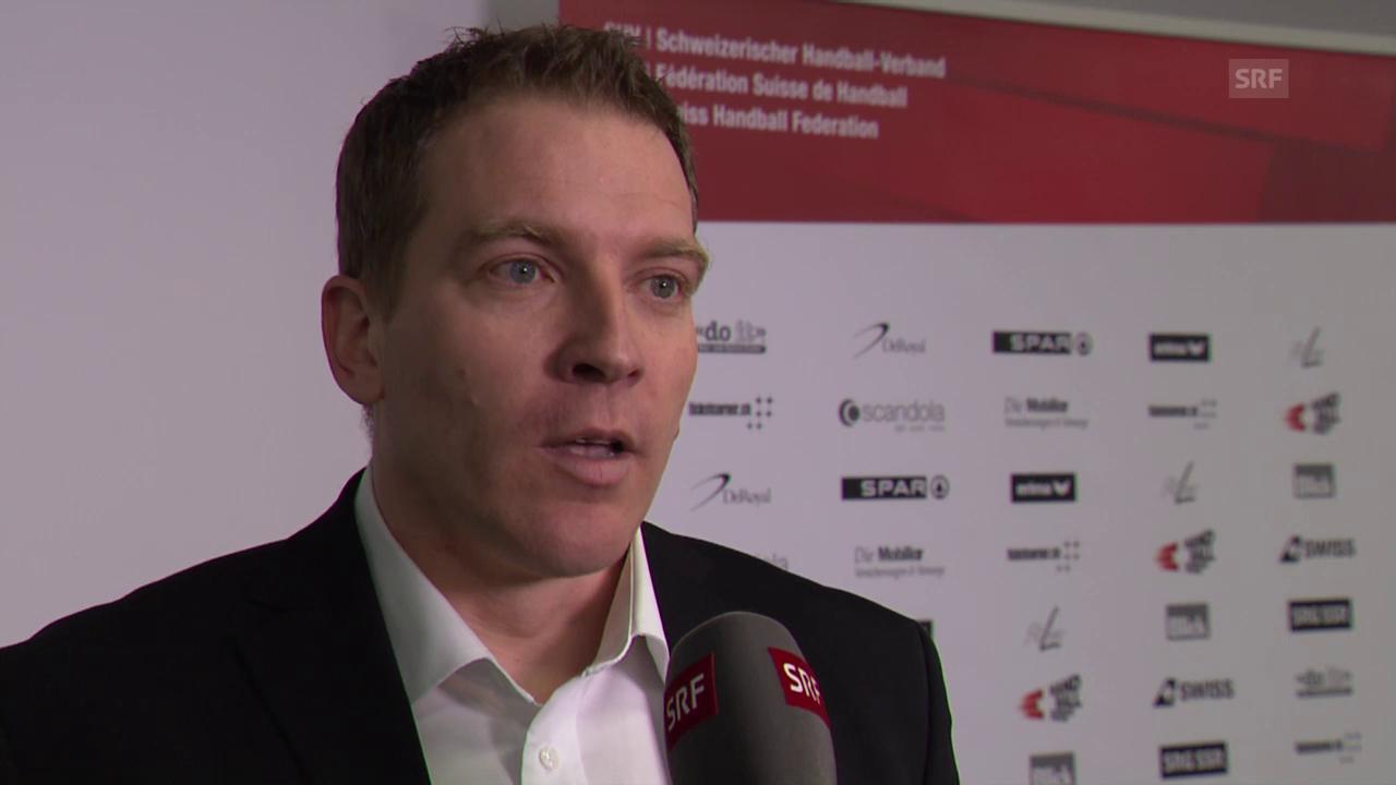 Michael Suter: «Mehr Training, mehr Professionalität»