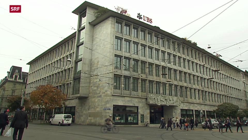 UBS einigt sich mit Deutschland