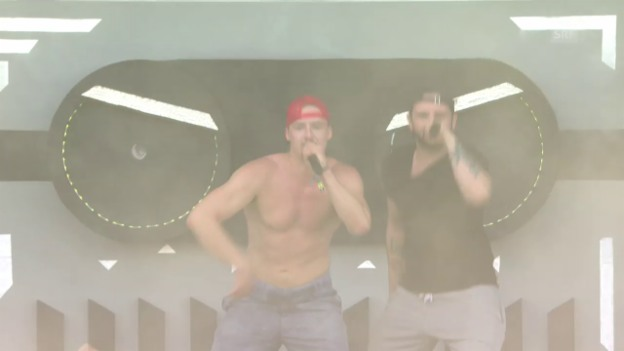 Video «Mimiks - «Reloaded» Openair Frauenfeld» abspielen