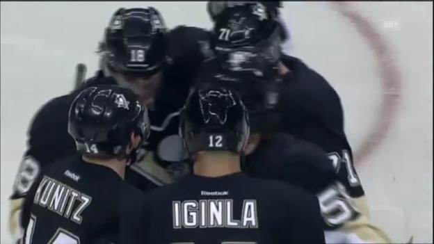 Video «Highlights Penguins - Islanders» abspielen