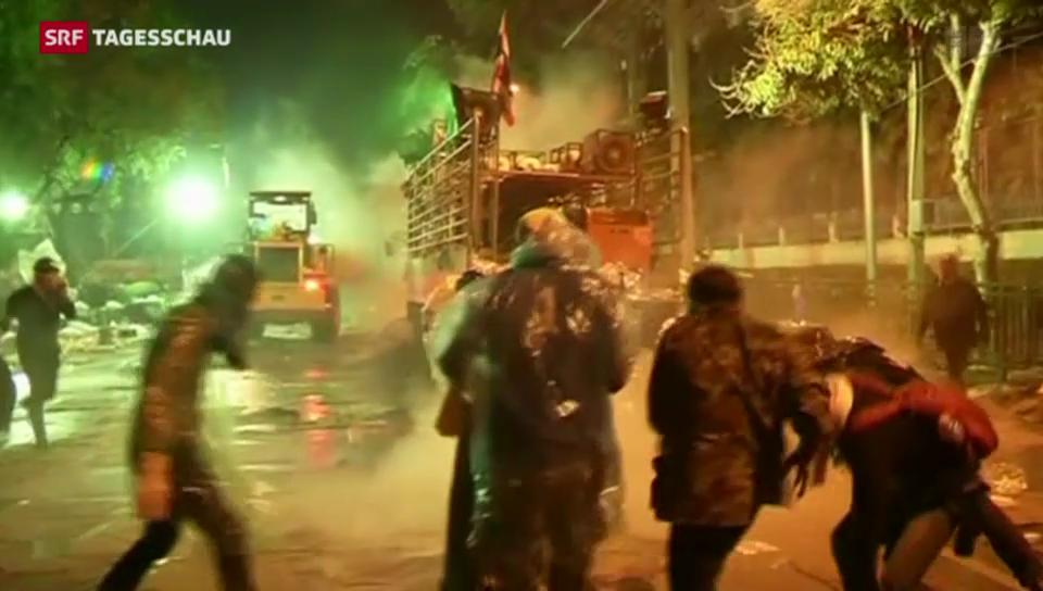 Proteste in Thailand weiten sich aus