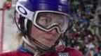 Video «Slalom-Königin Shiffrin legt in Flachau nach» abspielen