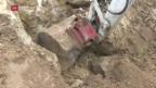 Video «Wassernot im Napfgebiet» abspielen