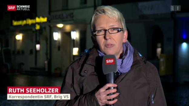 Video «SRF-Korrespondentin Ruth Seeholzer zu den Irritationen über den Unfallzeitpunkt» abspielen