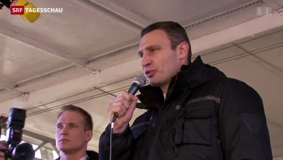 In München diskutiert man über die Ukraine