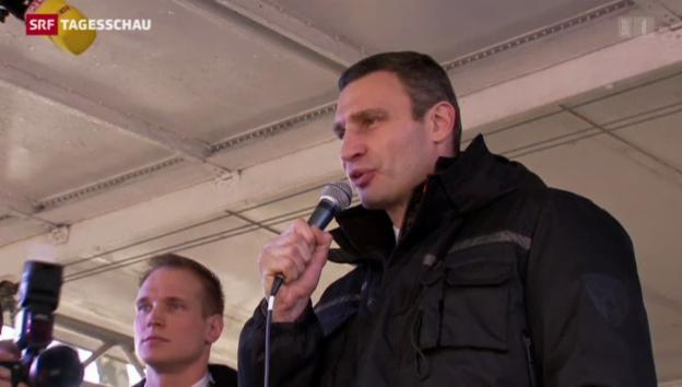 Video «In München diskutiert man über die Ukraine» abspielen