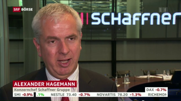 Video «SRF Börse vom 08.06.2016» abspielen