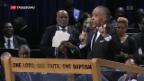 Video «Abschied von Aretha Franklin» abspielen