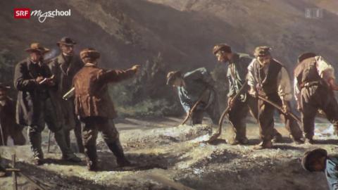 Unser Land und die Natur: Armut, Krieg und Ausrottung (3/4)