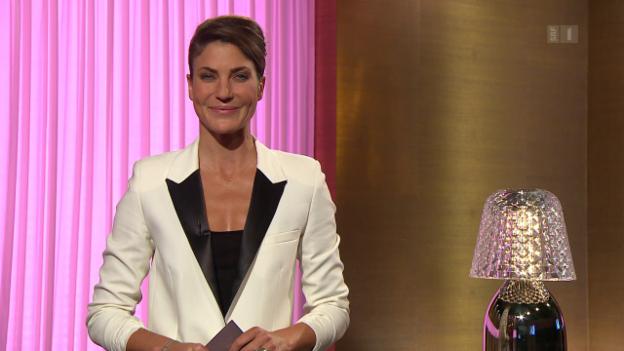 Video ««Glanz & Gloria» mit Oden an Ogi und Blumen der Blochers» abspielen