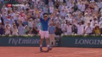 Video «Wawrinka im French-Open-Final» abspielen