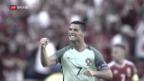 Video «Homosexualität im Fussball – ein Tabu?» abspielen